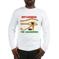 Get your Keyamsha The Awakening Long Sleeve t-shirt for only $22.99 now at Keyamsha the Awakening long sleeve t-shirt